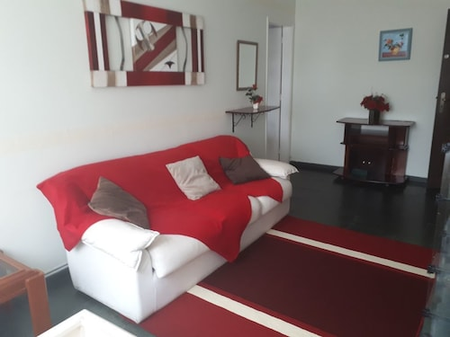 2 Bedroom Apartment for Season in Santos in the Gonzaga