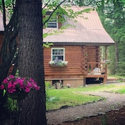 Swan Cottage, Delightful Private log Cabin