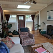 Arcata Sunshine & Serenity ~comfort & Charm, Close to Parks, Hsu, and Plaza