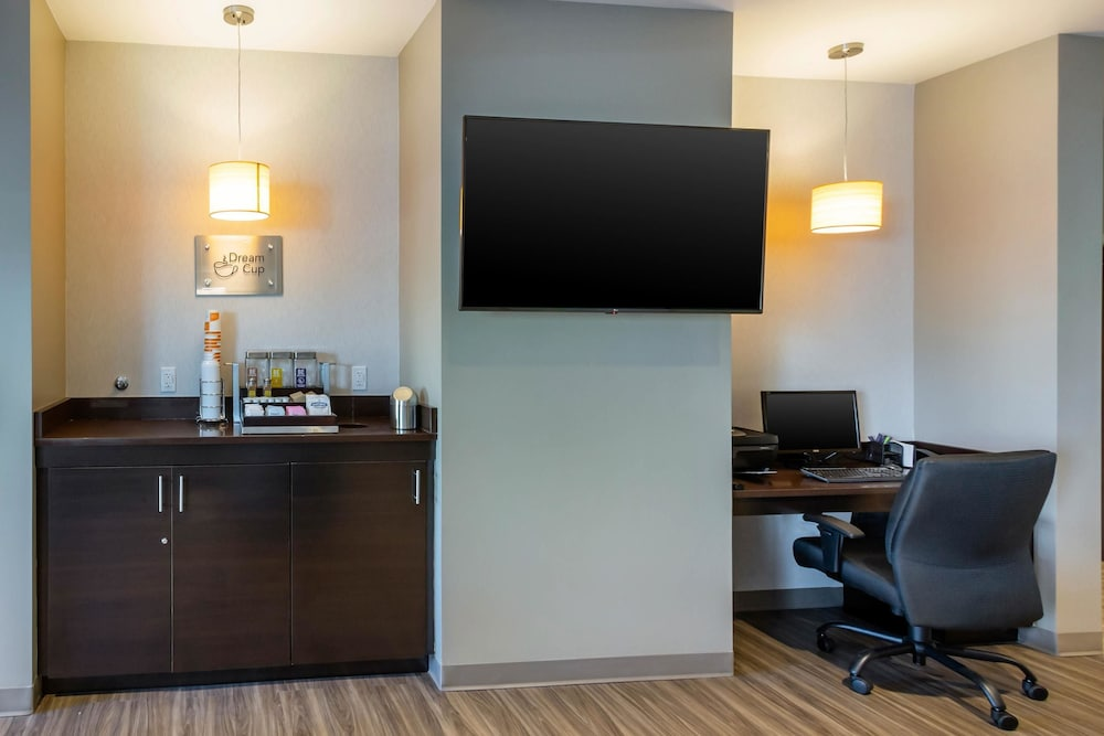 Business Center, Sleep Inn & Suites Tampa South