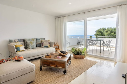 Apartment IN Ibiza With SEE View & Private Beach