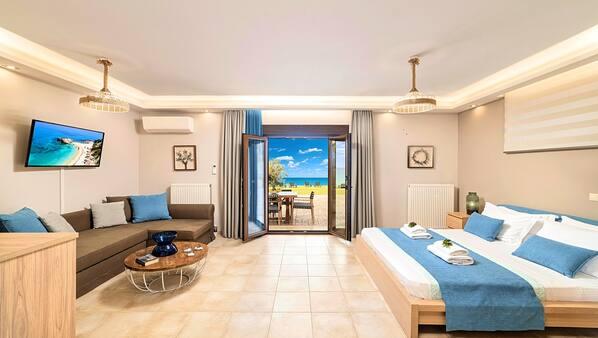 4 bedrooms, in-room safe, desk, free WiFi