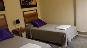 Caja fuerte y ropa de cama