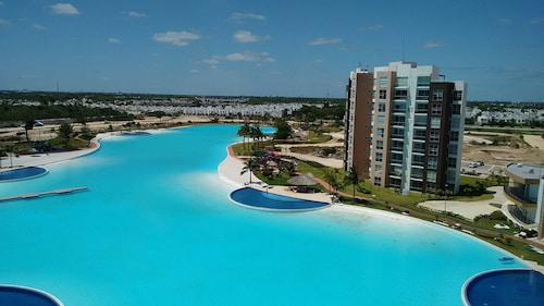 Dreams Lagoon Cancun