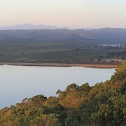Eagles Nest Resort in the Garden Route has Spectacular Lake and Mountain Views