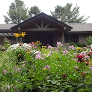 We are a Secluded, Quiet BED AND Breakfast Located in the Upper Peninsula!