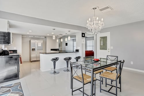 Great Place to stay 3BR Pool Home in Tampa by Tom Well IG - 712 near Tampa