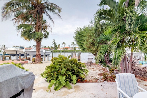NEW Listing! Waterfront House w/ Dock, Shared Pool/hot tub & Amazing Water View