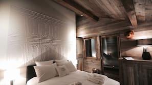 5 chambres, décoration personnalisée, ameublement personnalisé