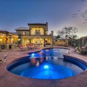 Desert Paradise 5bed/5ba - Pool, Spa, Sport Court, Game Room