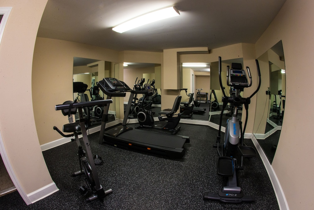 Fitness Facility, Reunion Stay
