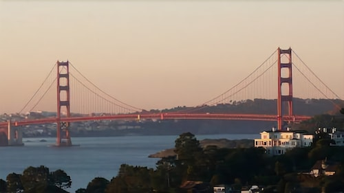 San Francisco and Golden Gate Views