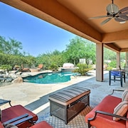 Luxury Cave Creek Home w/ Pool & Outdoor Kitchen!