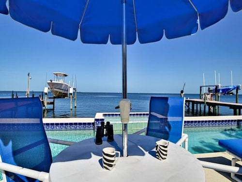 Gulf Coast Heaven With Private Charter Boat, 80ft LAP Pool AND Wifi