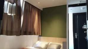 高級寢具、熨斗/熨衫板、免費 Wi-Fi