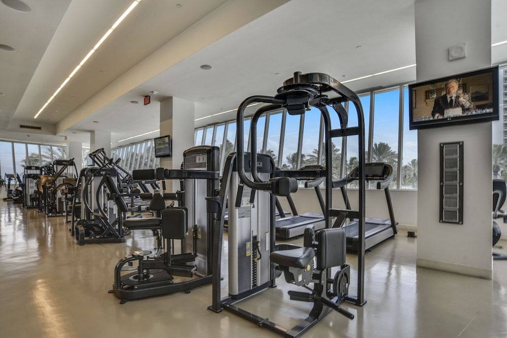 Fitness Facility, Private Residences at Tresor Tower