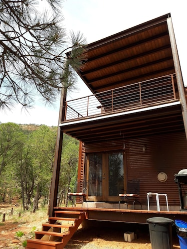 , Modern Cabin In The Woods - Family And Pets Friendly