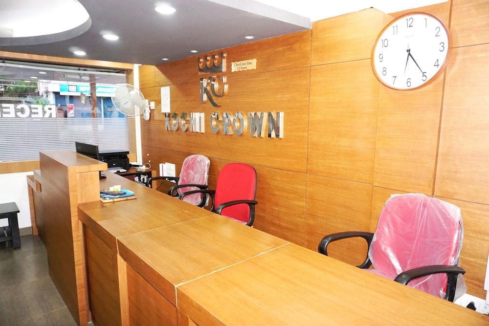 Phenomenal Hotel Kochi Crown Kochi Ind Best Price Guarantee Lastminute Interior Design Ideas Apansoteloinfo