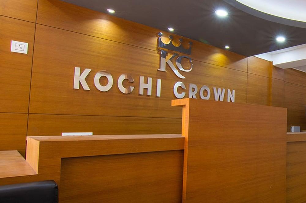 Admirable Hotel Kochi Crown In Kochi Hotel Rates Reviews On Orbitz Interior Design Ideas Apansoteloinfo