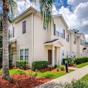 Lucaya Village Resort 4 Bedroom Townhome Minutes to The Disney Parks