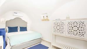 2 chambres, literie de qualité supérieure, rideaux occultants