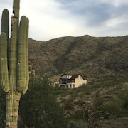 Spectacular Panoramic Phoenix Valley Views and Desert Mountain Hiking /bicycling