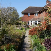 Oakfield Annex B&B Sleeps 4 in the New Forest. Family and Child Friendly