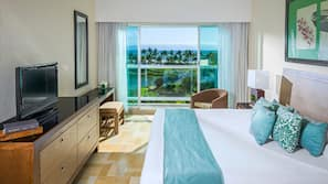 In-room safe, individually furnished, blackout drapes, soundproofing