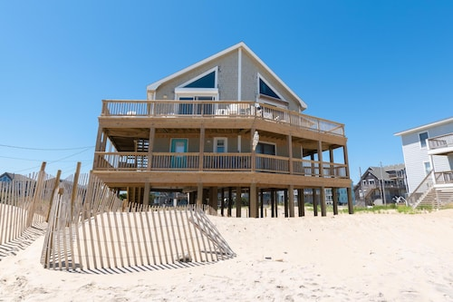 Oceanfront, Outer Banks, Rodanthe, Pet-friendly