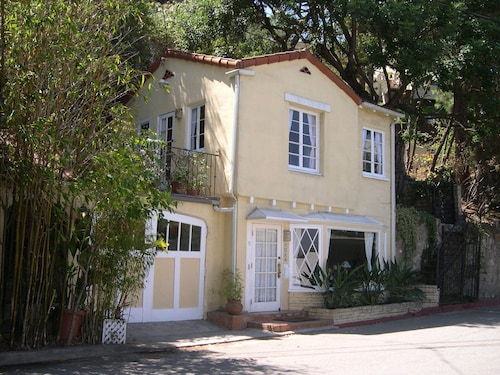 Great Place to stay Charming Hollywood Hills Cottage W/ View, Near Universal Studios, Pet Friendly near Los Angeles