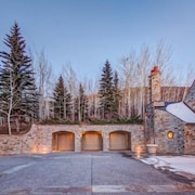 Aspen Tuscan Estate 5 Bedrooms 7.5 Bathrooms Home