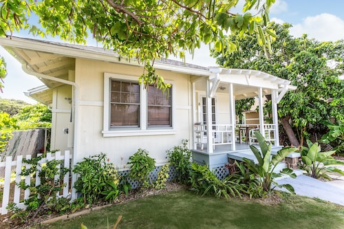 Upgraded 2br W/ Diamond Head Views - Walk To Beach 2 Bedroom Cottage