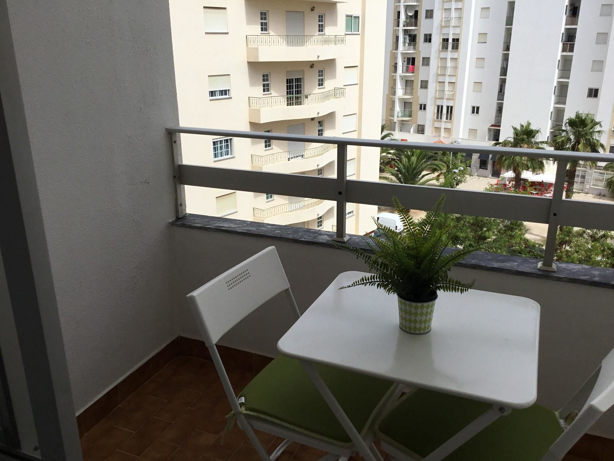 Apartment With One Bedroom In Armacao De Pera With Wonderful City View And Balcony 100 M From The Beach Precos Promocoes E Comentarios Expedia Com Br