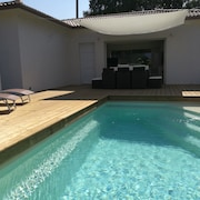 Villa With 2 Bedrooms in Oletta, With Private Pool, Enclosed Garden and Wifi