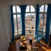 Luxury Riviera Palace - 180 ° Sea & Monaco View