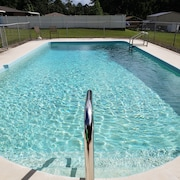 Spacious Home W/ Pool. ACE Location Near Downtown Central Florida. Open Yard!