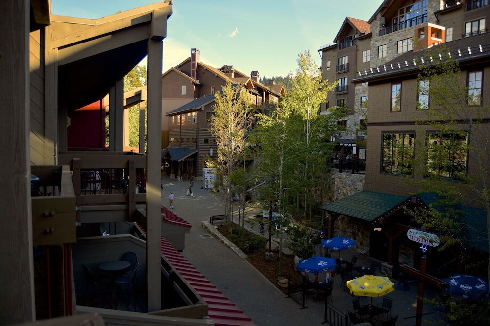 Terrace/Patio, Northstar Village Resort - Timber Creek Lodge