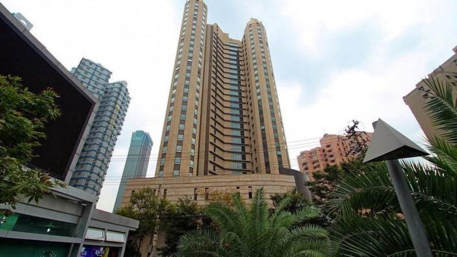 上海城市中心精品酒店式公寓