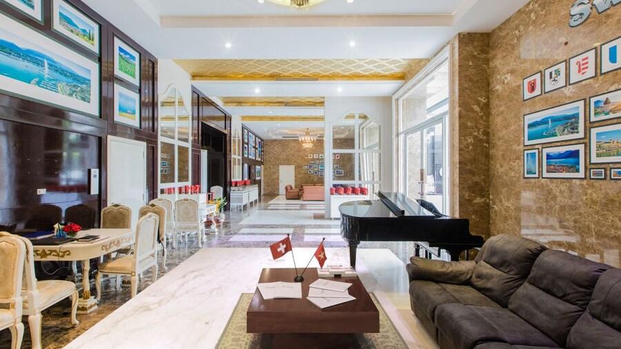 勒芒豪华公寓酒店