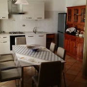 House With 3 Bedrooms in Montemitro, With Wonderful City View and Furnished Terrace - 20 km From the Beach