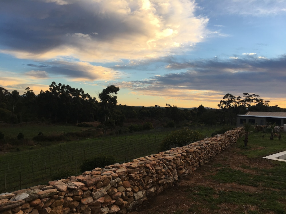 Land View from Property, Stellar Overberg Travellers Lodge