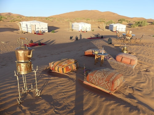 Morocco Deluxe Camp Assif N itrane