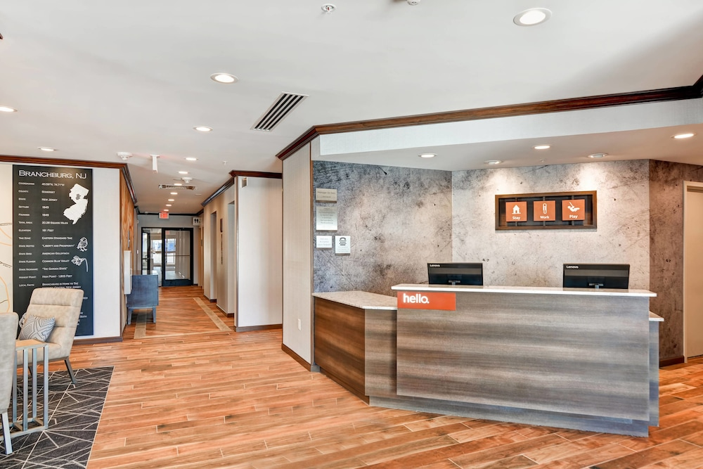 Lobby, TownePlace Suites by Marriott Bridgewater Branchburg