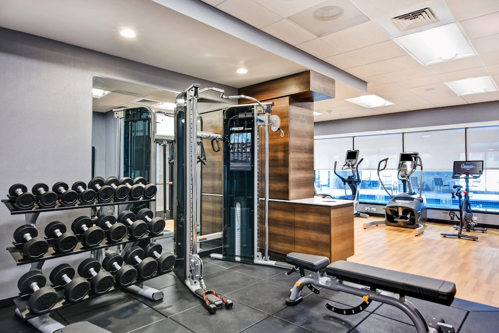 Fitness Facility, TownePlace Suites by Marriott Bridgewater Branchburg