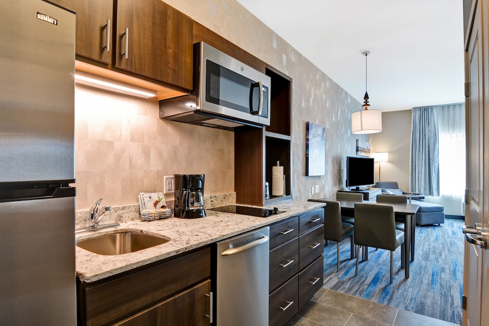 Private Kitchen, TownePlace Suites by Marriott Bridgewater Branchburg