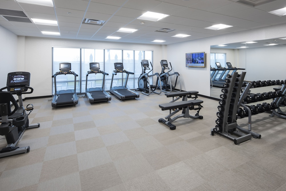 Fitness Facility, SpringHill Suites by Marriott Tampa Suncoast Parkway
