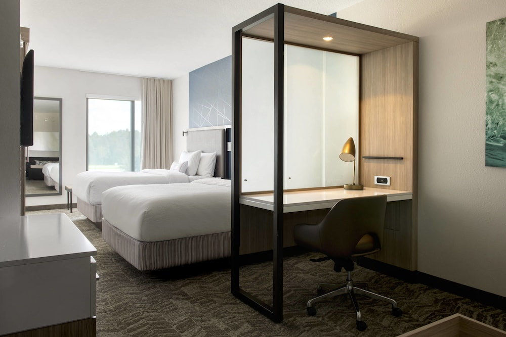 Room, SpringHill Suites by Marriott Tampa Suncoast Parkway