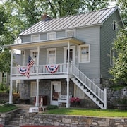 Sharpsburg Retreat--civil War Home Near Antietam Battlefield, C&O Canal Towpath