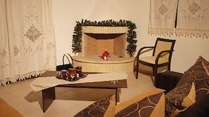 1 makuuhuone, ylelliset vuodevaatteet, pimennysverhot, äänieristys