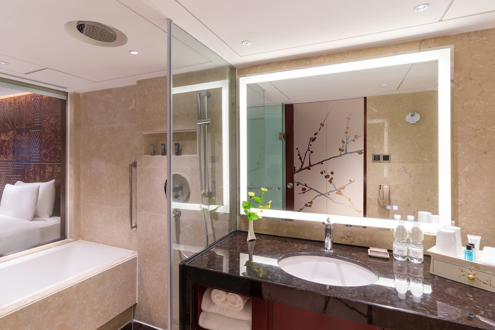 Bathroom, China Hotel